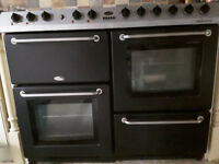 Belling Cookcentre Dual Fuel Cook 132,