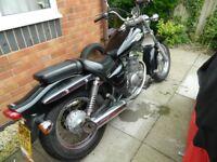 suzuki marauda 125cc
