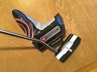 Odyssey O Works 1 W putter as new