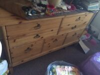 IKEA side board / chest of drawers
