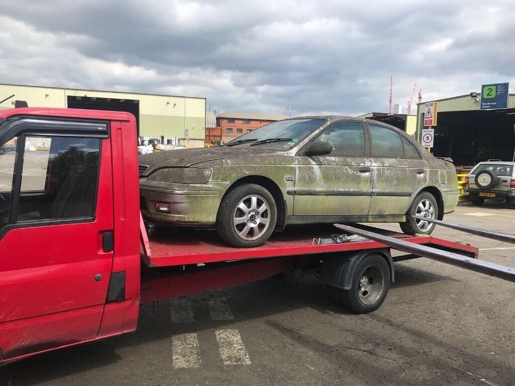 Scrap my cars and van for cash today 💴 | in Salford, Manchester ...