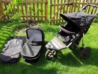 Out and About Nipper 360 single pushchair