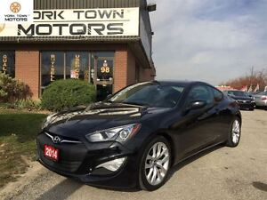 2013 Hyundai Genesis Coupe NAV | 6spd | LOW KMs | CLEAN CAR PROO