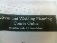 WEDDING & EVENT PLANNING COURSE