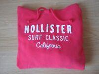 Ladies Hollister Hoodie- New with tags