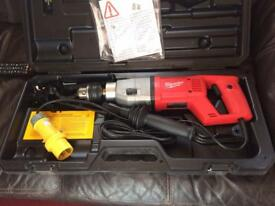 Milwaukee heavy duty drill