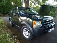 Land Rover Discovery 3 TDV6 5 Seat Auto