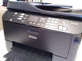 Epson A4 Colour Multifunction Inkjet Network Printer