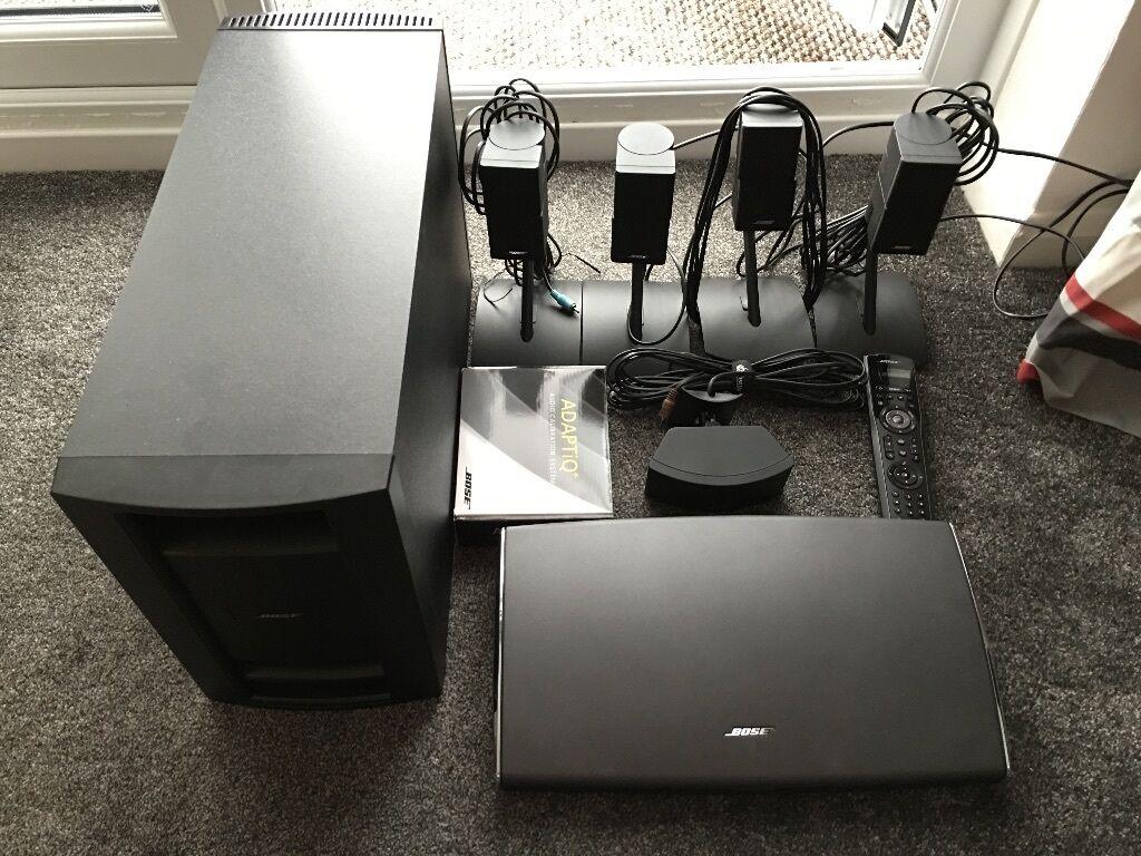Bose Lifestyle 535 Surround Sound System In Taunton Somerset Gumtree