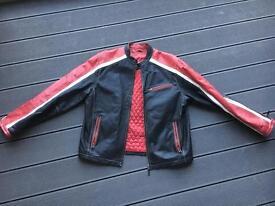 Jacket Man Leatherette