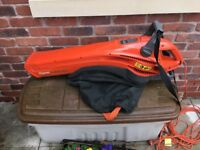 Flymo Garden Vac in very good condition. Corded 240v model.