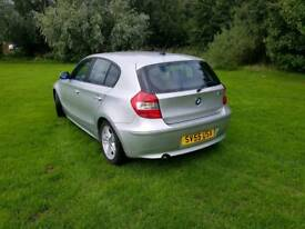 Bmw 118s d (reduced to £1699 ono) must sell grab a great car