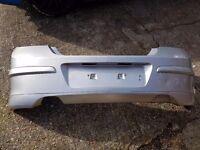 Astra h mk5 rear bumper xpack