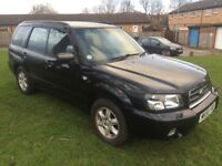Subaru Forester 2006 very good condition