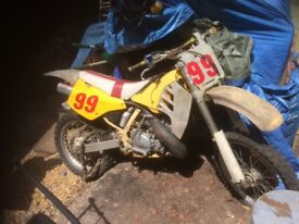 Rm250 1991 super eco spares or repaires