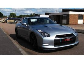 Nissan Gt-R 3.8 V6 Black Edition 2dr 1 OWNER FROM NEW,LOW MILES 2009 (09)
