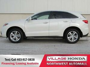 2015 Acura RDX AWD | No Accidents |
