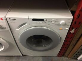 MIELE 5KG 1400 SPIN A+ WASHING MACHINE WHITE RECONDITIONED
