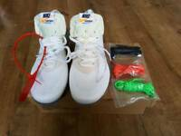 Nike Air Vapormax Off-White UK 7.5- US 8.5- EU 42