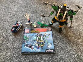 Lego Superheroes 76059