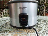 Russell Hobbs Steamer & Rice Cooker