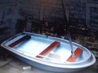 1980'S Ocean going sailing boat