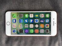 iPhone 7plus Unlock Rose Gold Mint Condition swap iPhone 7plus other colour