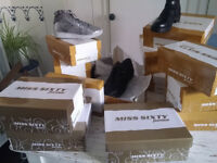 MISS SIXTY WOMEN CHILDREN BOOTS TRAINERS SHOES BRAND NEW IN BOX