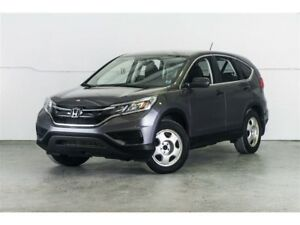 2015 Honda CR-V LX CERTIFIED Finance for $75 Weekly OAC