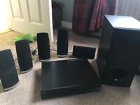 LG Surround Sound Home Cinema System