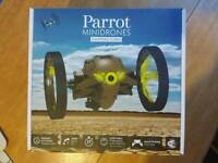 PARROT Minidrone Jumping Sumo iPhone/android controlled - onboard camera - Perfect for Christmas!
