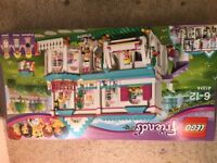 Lego friends-Stephinie's house