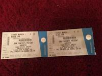 Two madness tickets for the 9th of December