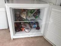 Small worktop freezer