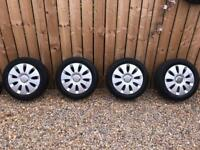 Genuine Audi alloys