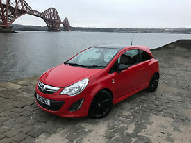 Vauxhall Corsa 1.3 CDTI Limited Edition 75 Eco/Flex 2012 3dr hatch...Just serviced...One year MOT...
