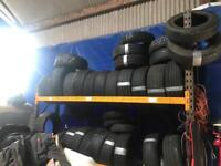 Part worn tyres.tyre repairs,tyres fitted removed etc