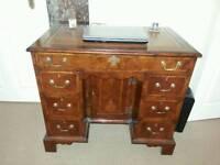 Quality Mahogany Desk