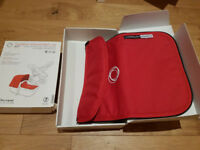 Bugaboo Cameleon 3 Apron - Red /brand new - boxed/