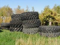 Tractor Tires for Sandbox or Jungle Gym