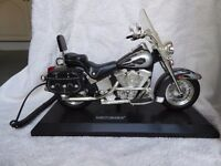 Telephone motorbike