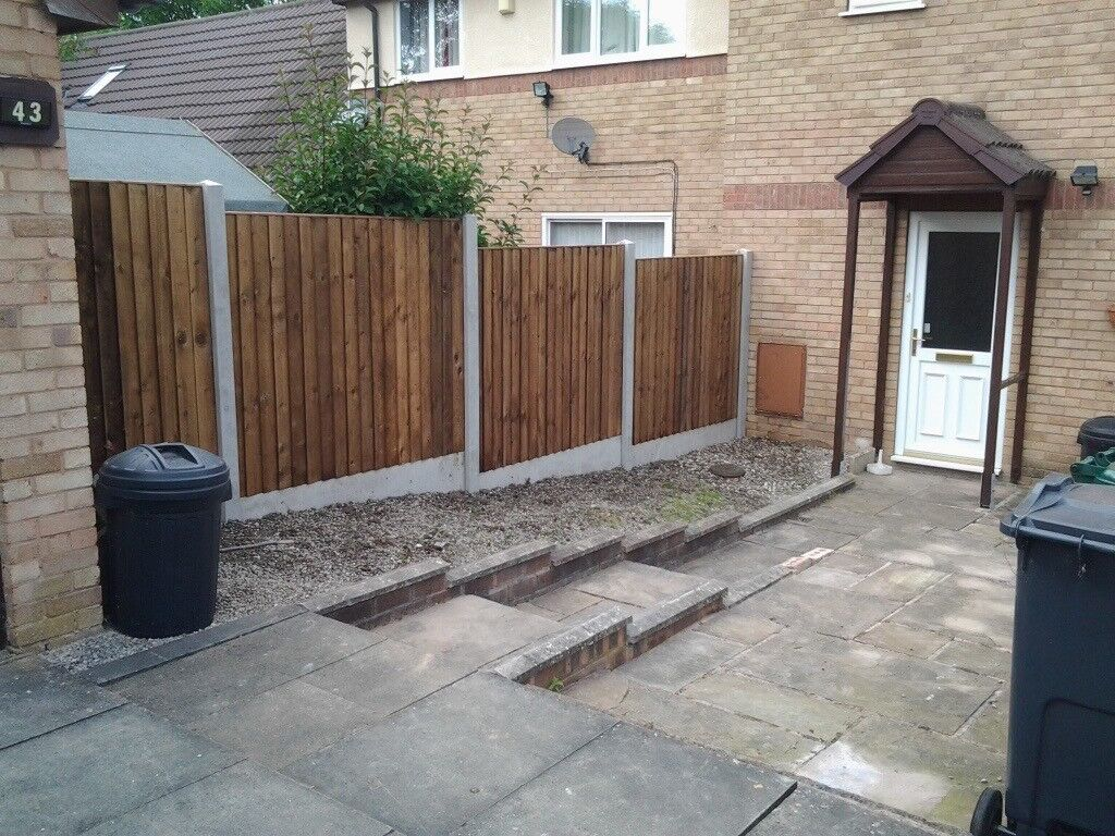 All types of Fencing and gates, free competitive quotes