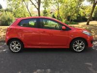 2008 Mazda 2 1,5 litre 5dr 2 owners