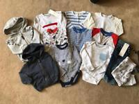 Baby boy bundle 6-9 Months