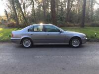 2000 BMW 5 Series 2,0 litre 5dr automatic 12 months mot