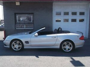 2003 Mercedes-Benz SL-Class 500R AMG PACKAGE