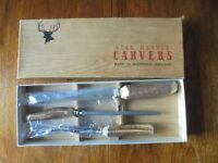 Stag Handle CARVERS