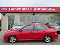 2005 Mitsubishi Lancer Ralliart 5 SPEED-2.4L-RARE-CANADIAN CAR
