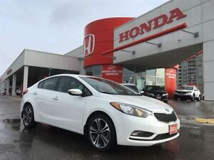 2014 Kia Forte SX AT