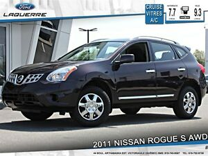 2011 Nissan Rogue **S*AWD*AUTOMATIQUE*CRUISE*A/C**